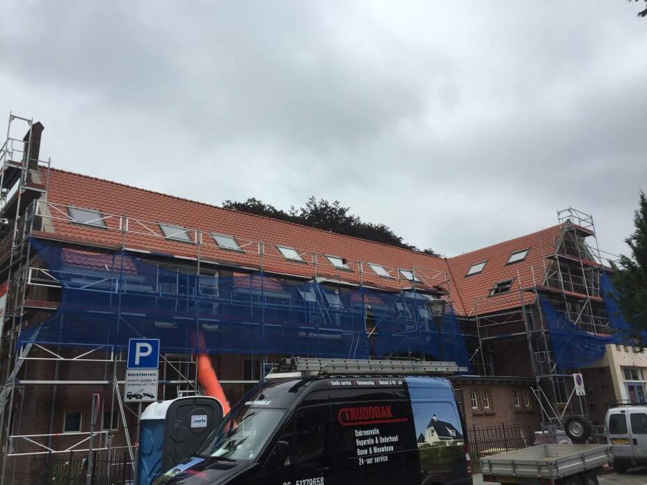 Wat kost een nieuw dak? Compleet dak met isolatie | Trudodak